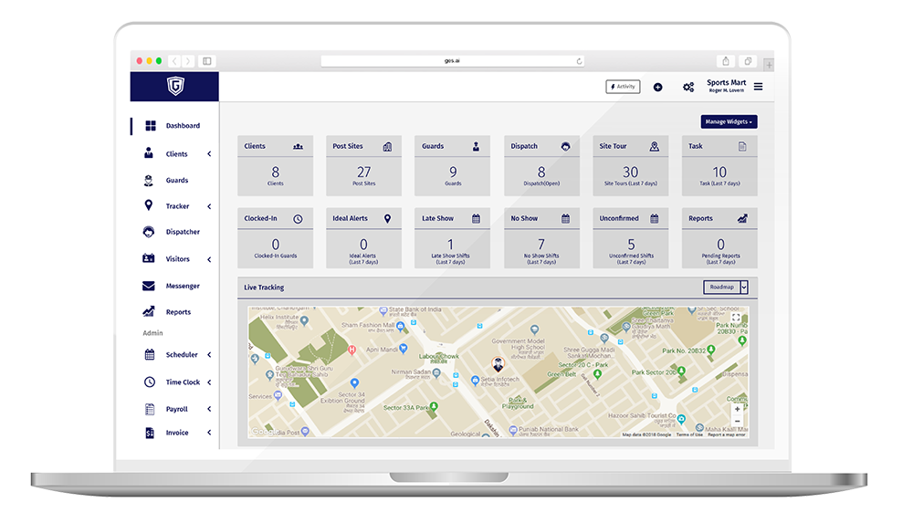 guarding-enterprise-solution